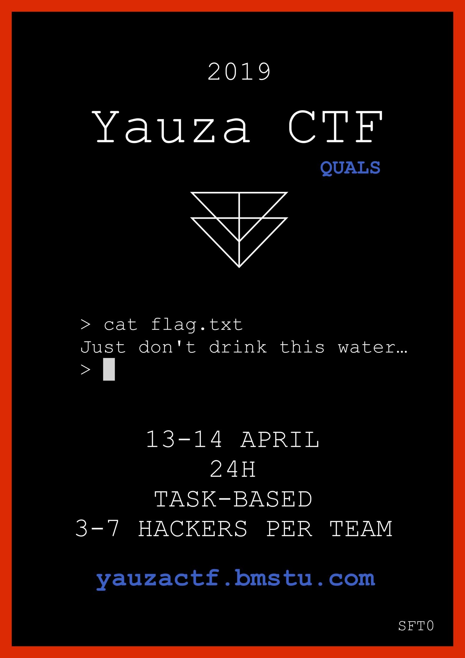 YauzaCTF-2019
