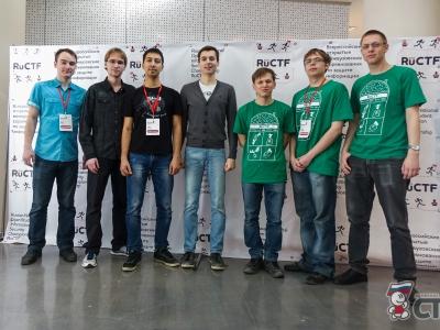 Команды юбилейного турнира RuCTF 2016
